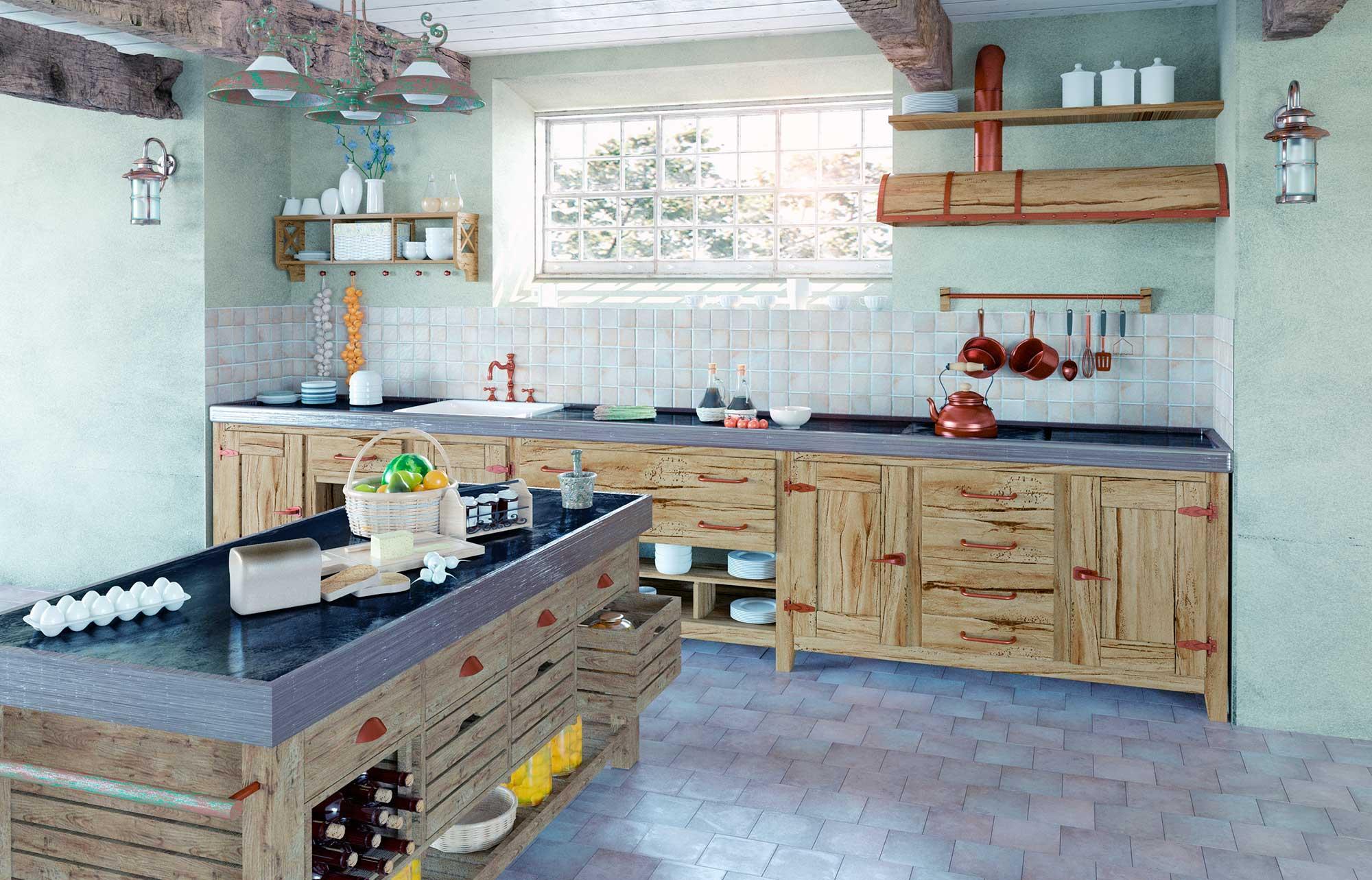 Natural Stone Kitchen Countertops Fairfield Danbury